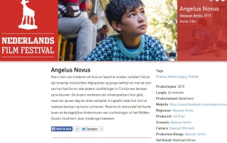 angelus novus at nff2015