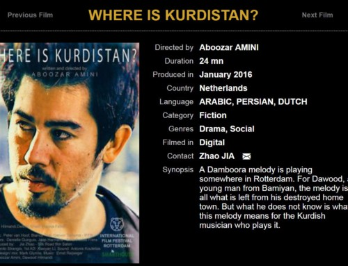 'Where is Kurdistan' at Cannes Court Métrage