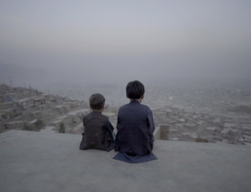 Busan AND Fund for Kabul Dystopian Symphony